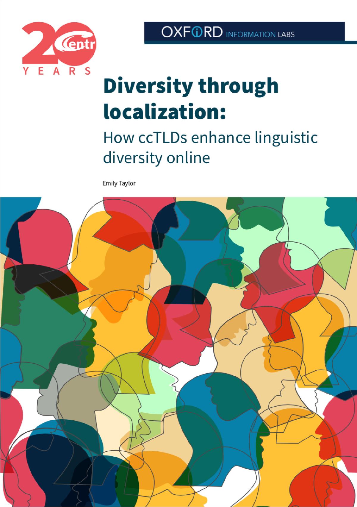 Ceptr diversity through localization: how cctlds enhance
